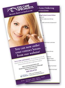 Contact Lens Brochure