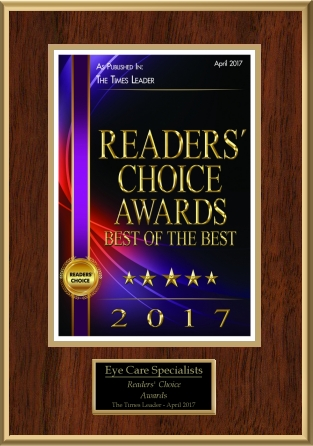 Readers' Choice Awards 2017