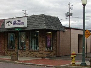 Eye Care Specialists Berwick Office