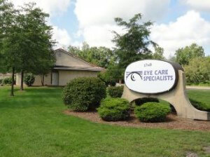 Eye Care Specialists Hazleton Office