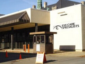 Eye Care Specialists Scranton Office