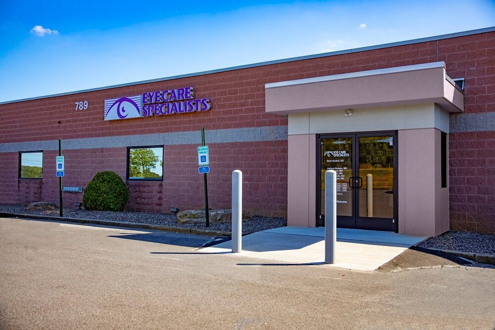 Hazelton Eye Care Specialists